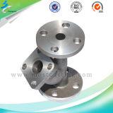 Peças personalizadas da válvula da carcaça da precisão do aço inoxidável