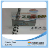 Transparent PVC Magnetic Stripe Card for Membership