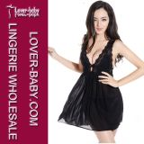 Женское бельё Nightdress Nightie Sleepwear Nightgown женщин (L28012-2)