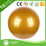 O PVC Anti-Estourou a esfera da massagem da esfera do exercício da ioga da esfera do balanço