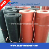 CR Rubber Sheet/Mat em Roll com Elevado-temperatura /Acid/Oil Resistant.