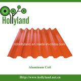 Feuille en aluminium enduite de couleur de PE&PVDF (ALC1113)