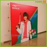 Exposition Stand Design Magic Tape Pop up Tension Fabric Display