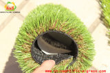 سكنيّة وزخرفي [دوبل] خضراء اصطناعيّة عشب حصيرة