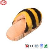 Zapatillas de peluche suave relleno de invierno dormitorio deslizador caliente