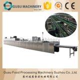 Máquina de moldear del buen de la marca de fábrica chocolate del funcionamiento