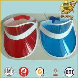 Strato Anti-UV colorato di vendita caldo del PVC per il cappello di Sun