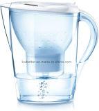 Branco 2016 alcalino modelo do jarro do filtro de água 3.5L da fábrica