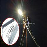 Tudo em uma 20/30/40 de luz de rua solar Integrated do diodo emissor de luz de W (JINSHANG SOLARES)