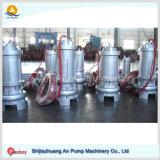 Zentrifugale versenkbare kompakte Kläranlagen-Pumpe