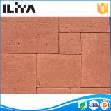 Il rivestimento della parete della decorazione copre di tegoli la pietra artificiale, mattonelle esterne della parete di pietra, (YLD-33001), decorazione, mattone refrattario per il forno