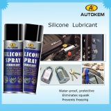 Lubricante del aerosol del silicón, aerosol ligero multiusos del lubricante
