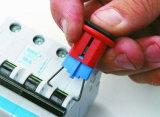 Cierre del corta-circuito de Mininature con el PA del nilón