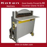 Tipo económico punzonadora Ck-600 modelo del agujero del papel