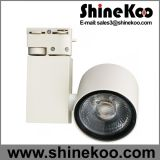 Projector de alumínio do diodo emissor de luz da ESPIGA do círculo 30W