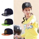Casquillo unisex del Snapback de los sombreros de la muchacha del sombrero de béisbol del sombrero
