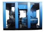 Compresor de aire del tornillo de la presión inferior para la materia textil