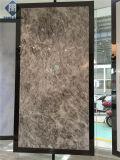 Brown отполировал мраморный сляб для украшения /Wall пола