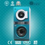 Dryer Stack Washer Dryer Machineの商業Washing Machine