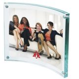 Crystal su ordinazione Acrylic Photo Frame per Promotion Gift