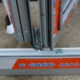 Porta de dobradura de alumínio Kz214 da ruptura térmica da alta qualidade