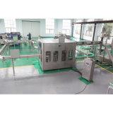 Máquina de rellenar conservada aluminio carbónico automático de la bebida