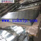 Hoja acanalada al por mayor del material para techos del metal