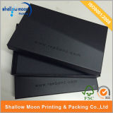 Boîtes de empaquetage vides faites sur commande faites main à thé noir (QYZ371)
