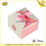 Цветастая бумажная упаковывая коробка для подарка (JHXY-PB0013)