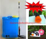 spruzzatore dell'antiparassitario della batteria dello zaino 12V di agricoltura 16L