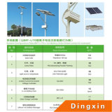 중국 Factory Supply Newest Solar LED Street Light Lithium Battery 70W 7700lm LED Solar Street Light
