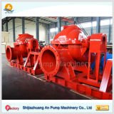 De centrifugaal Gespleten Pomp van het Water van het Geval voor de Brand van de Watervoorziening van de Irrigatie