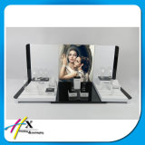hölzerne Uhr-Fenster-Bildschirmanzeige des Metall24hours, Uhr-Kasten-Bildschirmanzeige