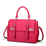 Hot alla moda Selling Handbag con Metal Lock (6032)