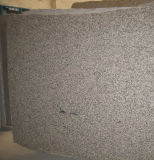 Pedra branca do granito da pele chinesa do tigre para a bancada e o Vanitytop (YQG-GC1002)