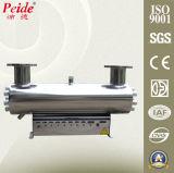 Macchina UV dello sterilizzatore dell'acqua calda di vendita della Cina