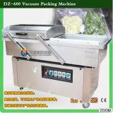 Máquina de empaquetamiento al vacío Dz-600 para el alimento (vehículo, salchicha, carne, queso del tocino, té, arroz etc)