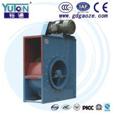 Yuton Riemenantrieb-Lampenruß, der Multi-Blade zentrifugalen Ventilator reinigt