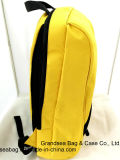 2017 Fashion Sport Laptop Backpack School Bag Viagem Caminhada Camping Business Mochila Promocional (GB # 20001) - Amarelo