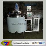 Recipiente de refrigeração com leite de aço inoxidável de 600 L