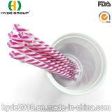 飲むことのためのPPの堅いプラスチックわら(HDP-0030)