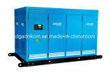 Grand compresseur d'air injecté par pétrole de basse pression de capacité (KE132L-3/INV)