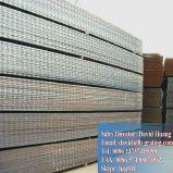Reja estándar galvanizada de la INMERSIÓN caliente para los paneles comunes