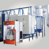 2016 polvo Coating Spray Machine para Aluminium Profile en China