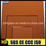 Glace en bronze de miroir pour le miroir en bronze coloré par C001 à la maison de la décoration 2134mm*3300mm