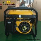 힘 가치 2.5kw 판매를 위한 구리 발전기 650va 가솔린 발전기