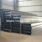 Gbq235, JIS Ss400, DIN S235jr, ASTM A36, faisceau laminé à chaud et en acier