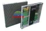 P10 Alquiler soportable al aire libre braguero Pantalla LED 640 * 640 mm Panel