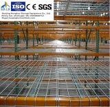 Decking do engranzamento de fio para o armazenamento com alta qualidade