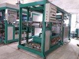 Formação de empacotamento dos artigos de papelaria plásticos de alta velocidade automáticos fazendo a máquina